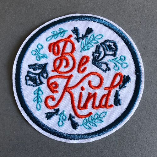 Patch BE KIND