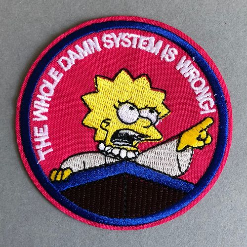 Patch THE WHOLE SYSTEM